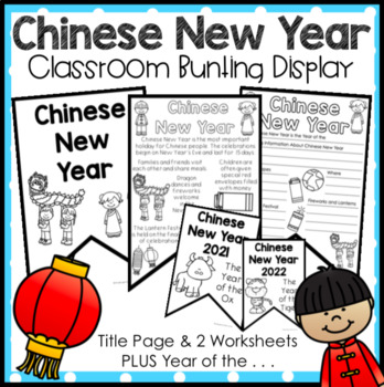 Chinese New Year Display Activity