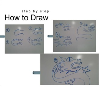 Chinese New Year Dragon (need Smart notebook software)