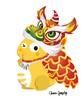 Chinese New Year Dragon Dinos