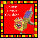 Chinese New Year Dragon Tissue Box Craftivity