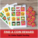 Chinese New Year, Find a Coin, ESL Online Reward System