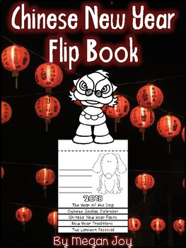 Chinese New Year Flip Book