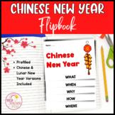 Chinese New Year Flip Book