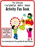 Chinese New Year Fun Book