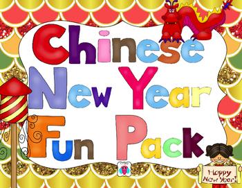 Chinese New Year Fun Pack