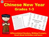 Chinese New Year Unit (Grades 1-3)