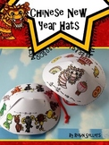 Chinese New Year 2020* {A Chinese New Year Hat Craft}