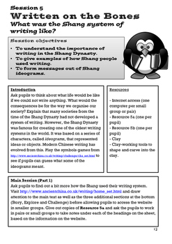 Chinese New Year History Project