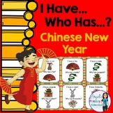 Chinese New Year I have, Who has Game