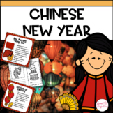 Chinese New Year PowerPoint, Game Board and Activities