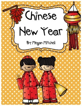 Chinese New Year: Informational Text, Writing, & Reading Fun!