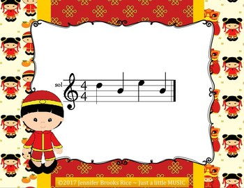 Chinese New Year - Interactive Reading Practice Game {la}