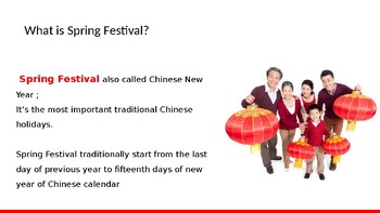 Chinese New Year Introduction