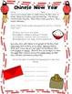 Chinese New Year: Language Arts Skills Practice
