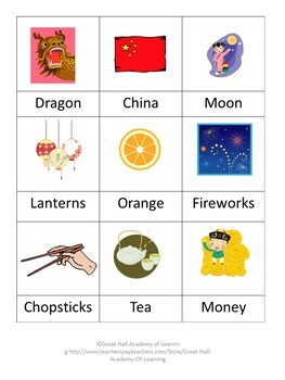 Chinese New Year Lesson Plans 2018