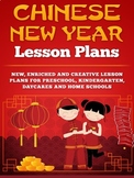 Chinese New Year Lesson Plans 2019