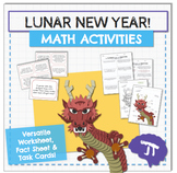 Chinese New Year Math Activity