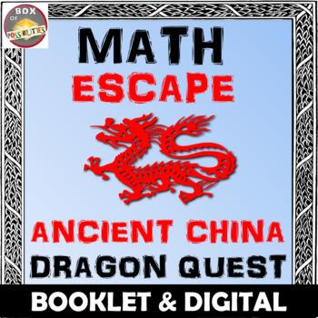 Chinese New Year Math Activity: Chinese Math Story - Drago