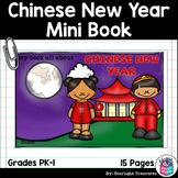 Chinese New Year Mini Book for Early Readers