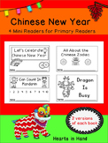 Chinese New Year Mini-Readers for Primary
