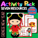 Chinese New Year Minibook