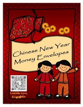 Chinese New Year Money Envelopes