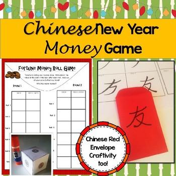 Chinese New Year Money & Craft