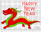 Chinese New Year Dragon Mystery Picture