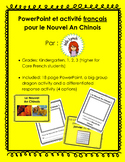 Chinese New Year (Nouvel An Chinois) French PowerPoint and