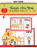 Chinese New Year: Number Mats 1-10