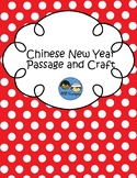 Chinese New Year Passage and Lantern Craft TEK 2.16A