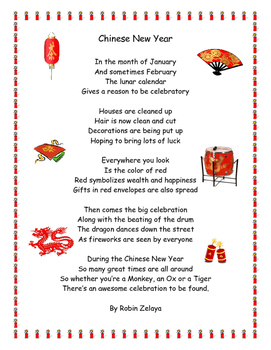 Chinese New Year Poem