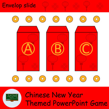 Chinese New Year PowerPoint Game