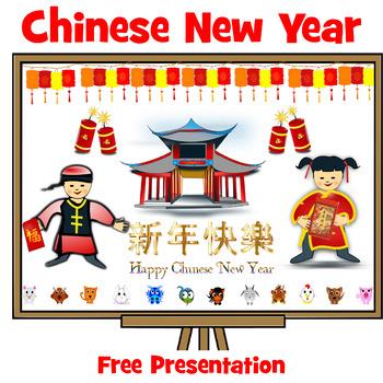 Chinese New Year Presentation