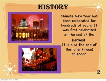 Chinese New Year Printable All About Book