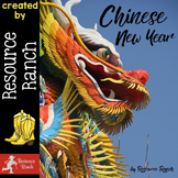 Chinese New Year 2018 Printable Posters