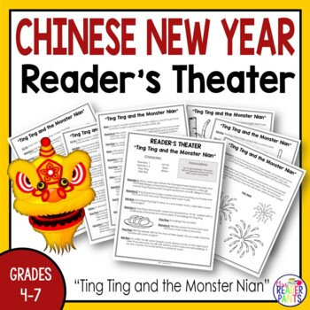 Chinese New Year Reader's Theater: The Monster Nian