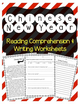 Chinese New Year Reading