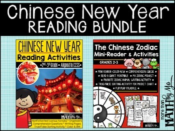 Chinese New Year Reading Bundle