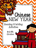 Chinese New Year Reading Comprehension & Writing