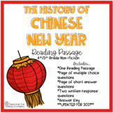 Chinese New Year Reading Passage