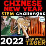 Chinese New Year STEM Challenges 2020 - Year of the Rat