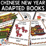 Chinese New Year Adapted Books for Special Education