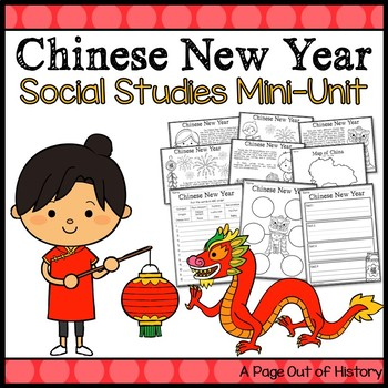 Chinese New Year Social Studies Mini-Unit