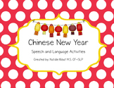 Chinese New Year: Speech and Language Pack