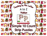 Chinese New Year ~ Teaching by the Letter Holiday Strip Nu