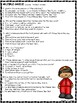 Chinese New Year Traditions Reading Comprehension Workshee