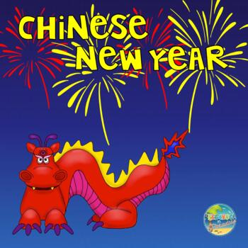Chinese New Year Vocabulary Cards