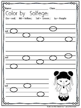 Chinese New Year -- Worksheet pack for practicing rhythm & melodic notation