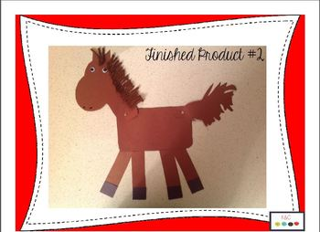 Chinese New Year {Year of the Horse Craftivity}